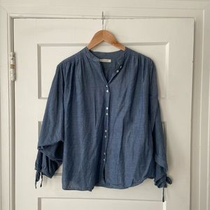Doen Chambray Blouse